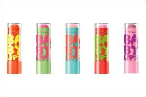 For Lips: Maybelline Baby Lips Love New York, $5.90