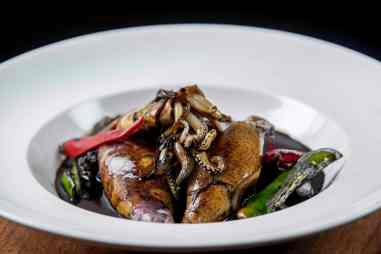 Black Ink Sotong