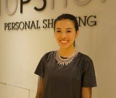 Meet Melanie Mak, Topshop personal shopper
