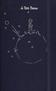 Denise's The Little Prince notebook from Book Depository