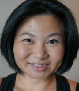 Pardon the pimple on my forehead!