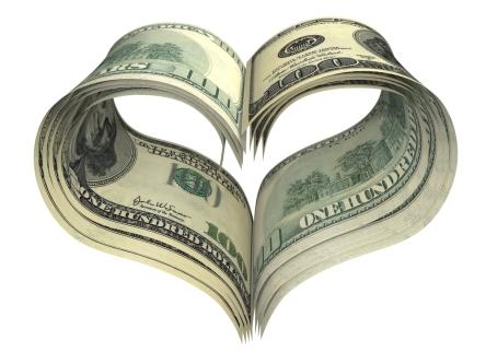 I HEART cash!