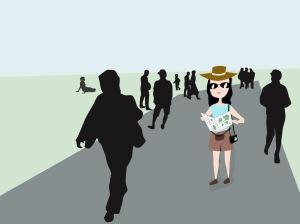 tourist(travelight)