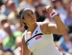 Marion Bartoli - a role model for women everywhere!
