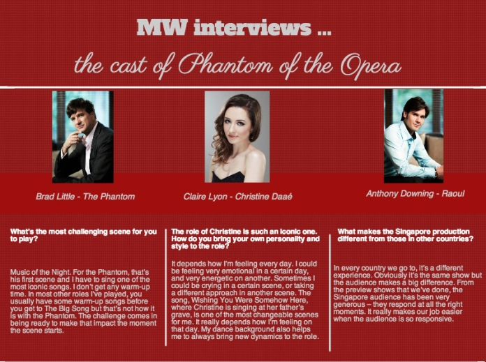 material-world-singapore-interview-phantom of the opera
