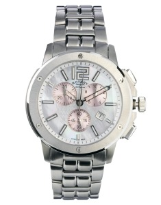 Rotary Stainless Steel Bracelet Watch