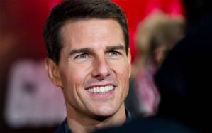 Tom Cruise - just one of the many Hollywood celebs who've overcome personal obstacles to achieve great success.
