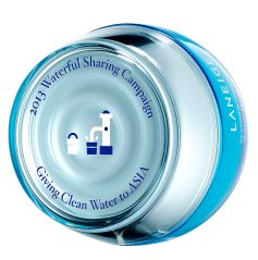 The cap of the Water Bank Gel Cream and Water Bank Cream