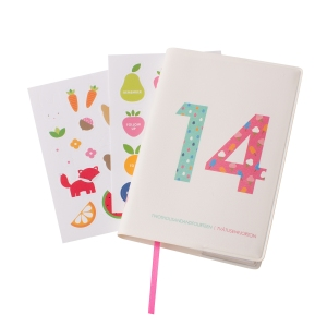 Cute weekly diary, from $19.90