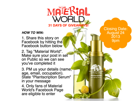 Share this review of Skyve with your Facebook friends to win this!