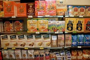 Organic groceries at SuperNature