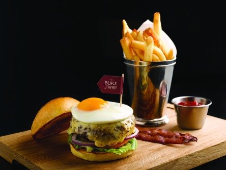 The Black Swan_TBS Burger