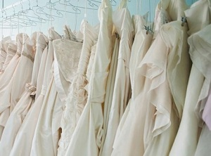 "When I see racks of white dresses, the first thing that comes into my mind is, ""Really?"""
