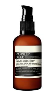 Aesop Parsley Seed Anti-Oxidant Hydrator, $85