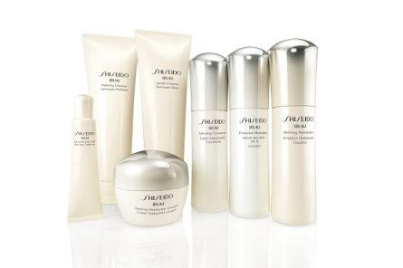Girls, meet Shiseido's new skincare range, Ibuki