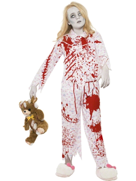 material-world-halloween-costume-pyjamas