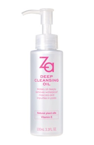 Za Deep Cleansing Oil, $22.90