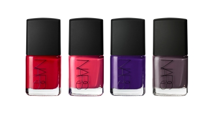 NARS Guy Bourdin Collection Beautiful Stranger Nail Set, $45