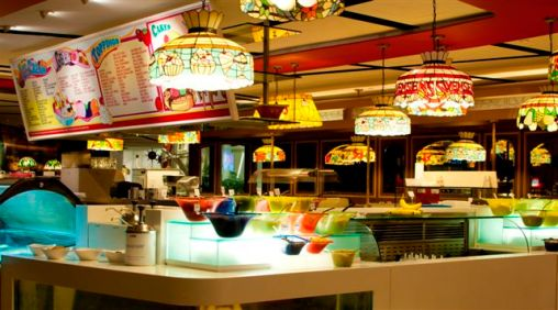 Swensen's Ice-Cream Buffet 1