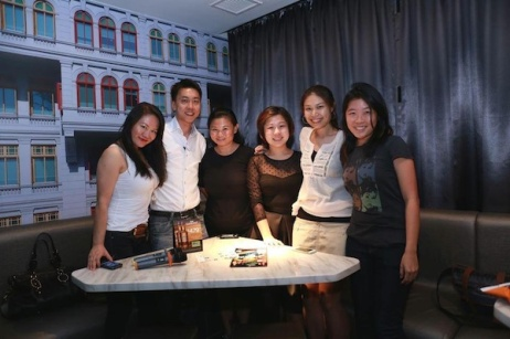 With the folks behind Tang Music Box.
