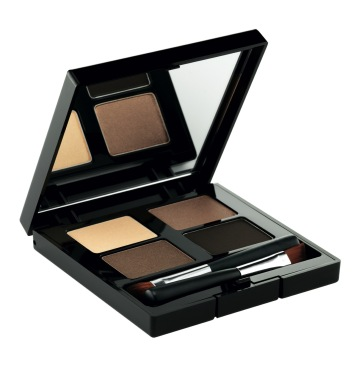 4-step Smoky Eye Palette in Smoky Brown, $39.90