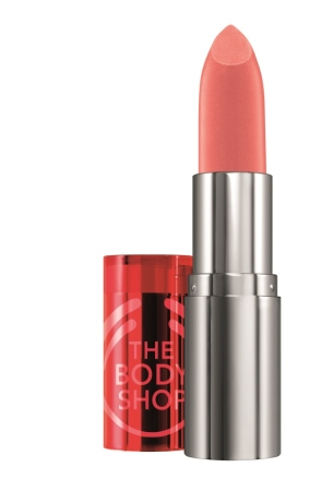 Colour Crush Sweet Coral, $22.90, has a shimmery finish.