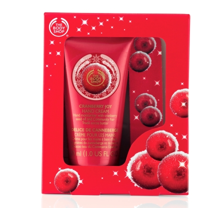 Cranberry Joy Mini Manicure Set, $14.90