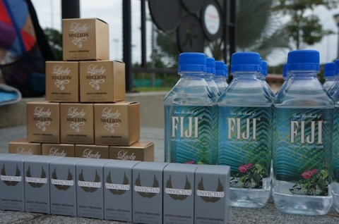 Thank you Paco Rabanne, Simon Pink, Tiong Bahru Bar, and Fiji Water for making Sunday Sizzle happen!