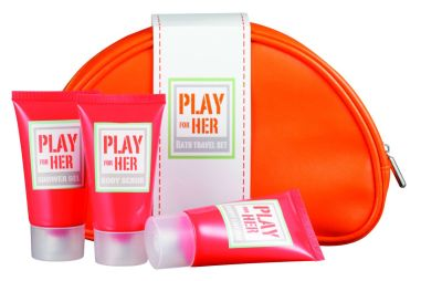 Play For Her Bath Travel Set, $9.90