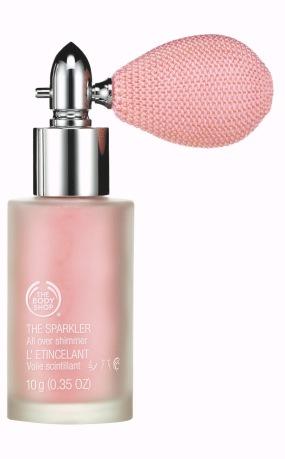The Sparkler in Boudoir Pink, $39.90
