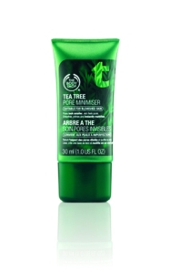 The Body Shop Tea Tree Pore Minimiser, $32.90