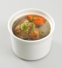 Taiwan Pork Ribs Soup, $4 (a-la-carte price)