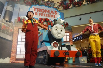 material moms thomas and friends beverly 5
