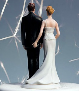 Marriage is not a surefire route to financial security.