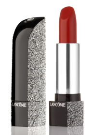 Lancome L'Absolu Rouge comes with a limited edition case encrusted with Swarovski Elements crystals. Available in two shades.