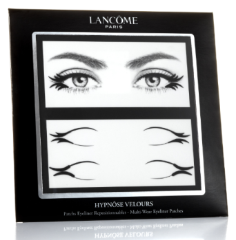 Lancome Hypnose Velours is a set of 3 pairs of eyeliner patches, each can be reused for up to 3 times.