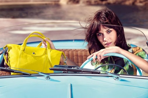 Make my VDay present a Le Pliage Cuir in Lemon!