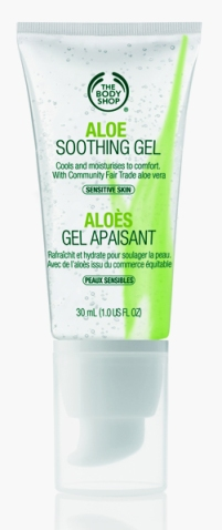 The Body Shop Aloe Soothing Gel