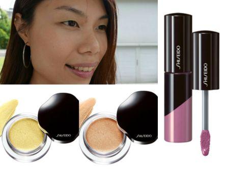 shiseido new