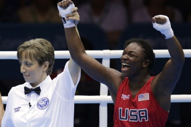 Did you know that women were allowed to box in the Olympics only in 2012?