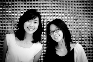 Audrey and Min, co-founders of WhyMoolah