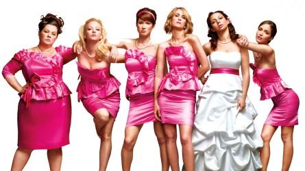 Also, I won't be having bridesmaids.