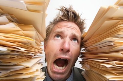 Overwhelmed? Then start learning how to delegate!