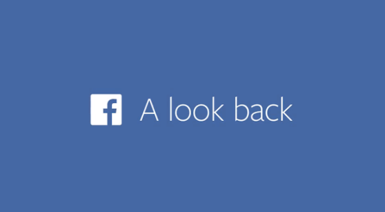 fb look back