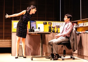 Lazan shines in her role as the angry, bitter Jeannie.