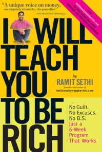 Ramit Sethi's book is an easy introduction into basic financial management.