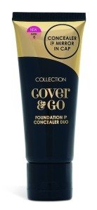Collection Cover & Go Foundation & Concealer Duo, $16.90