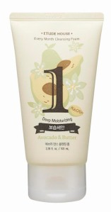 Every Month Cleansing Foam #1_AVOCADO & BUTTER (1)
