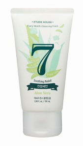 Every Month Cleansing Foam #7 ALOE VERA (1)