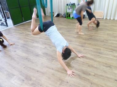 Stretch out those stiff hip flexors!